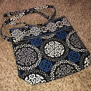 FINAL PRICE - Vera Bradley Tote Bag Beautiful EUC
